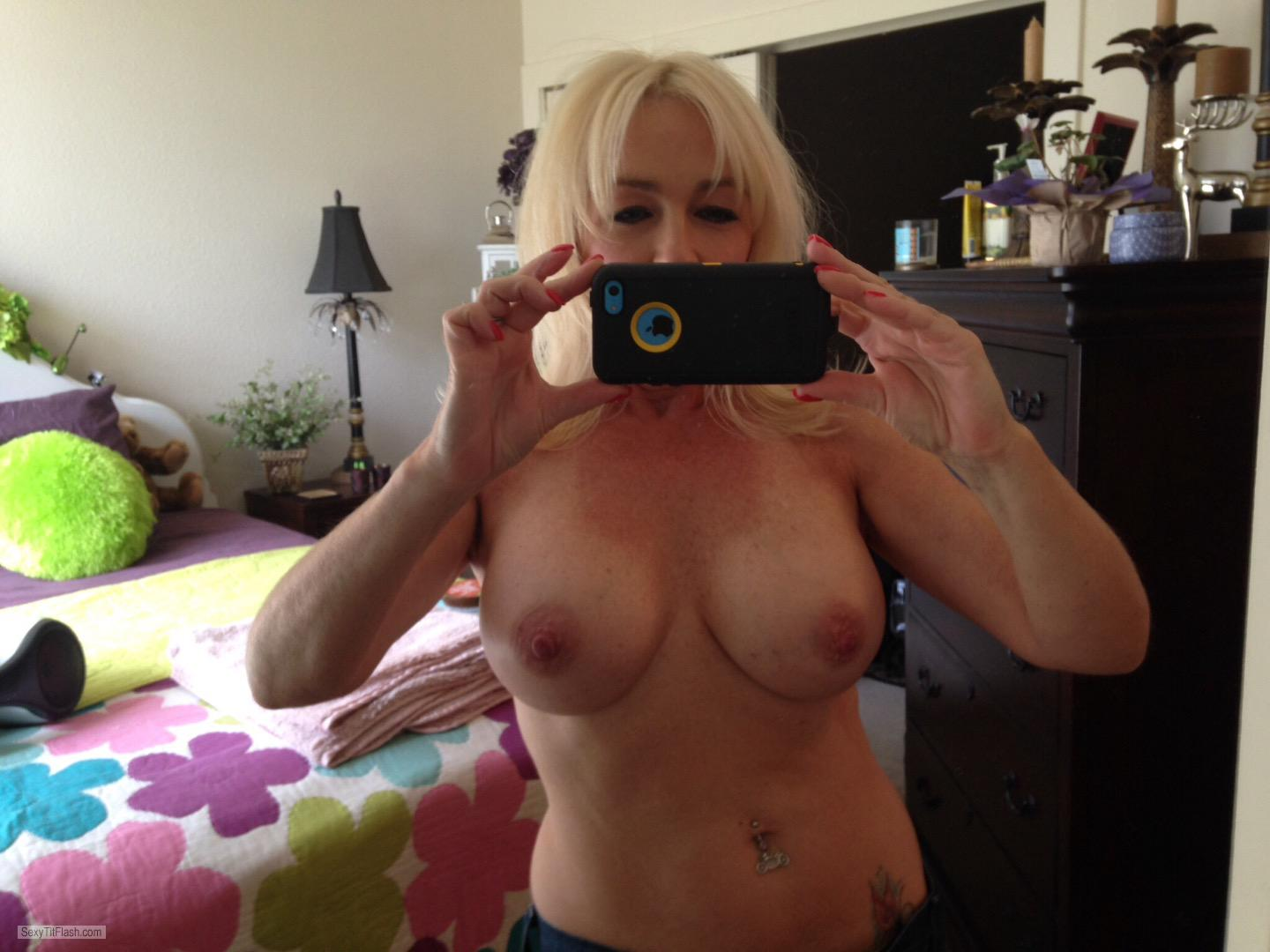 My Medium Tits Selfie by Thotchic
